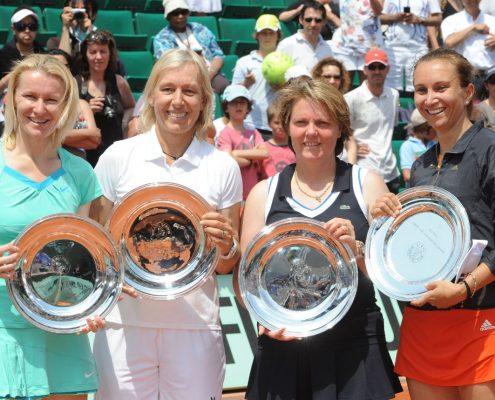 Vainqueurs & finalistes du Trophée des Légendes 2010