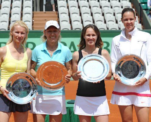 Vainqueurs & finalistes du Trophée des Légendes 2011