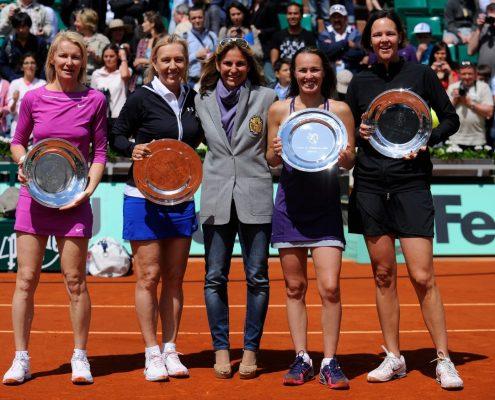 Vainqueurs & finalistes du Trophée des Légendes 2012