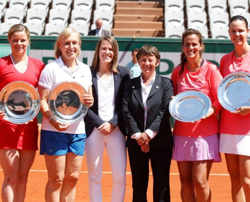 Vainqueurs & finalistes du Trophée des Légendes 2015