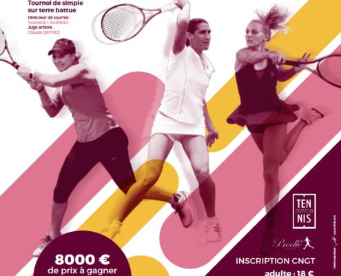 CNGT St Jean de Monts Pro Elle Tennis