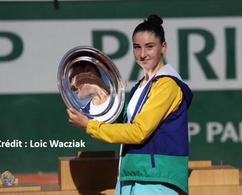 Elsa Jacquemot tennis pro