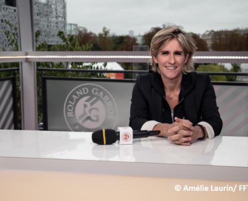 Emilie Loit tennis pro