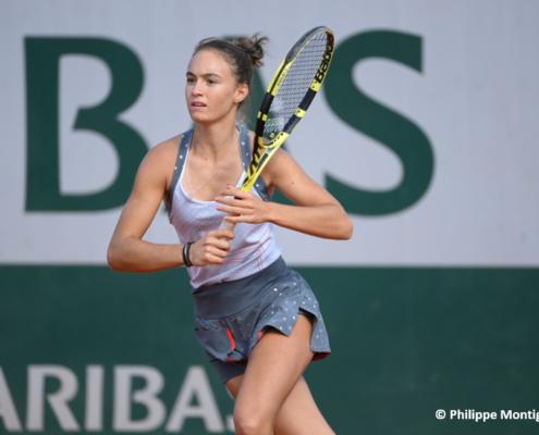 Flavie Brugnone tennis pro