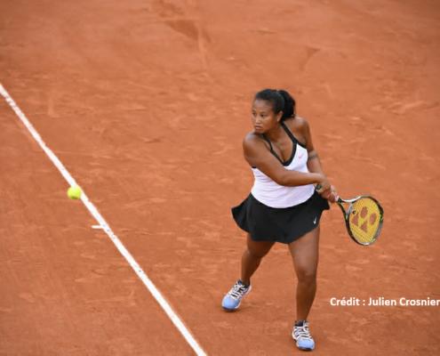Irina Ramialison tennis pro