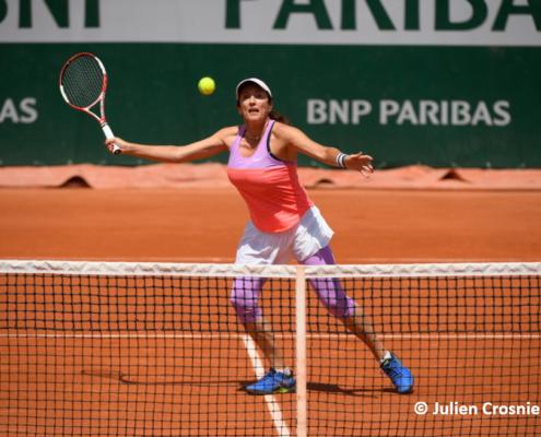 Sandrine Testud tennis pro