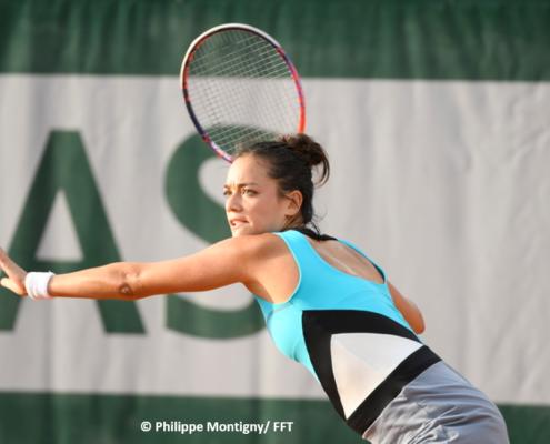 Alize Lim tennis pro