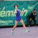 Julie Gervais tennis pro