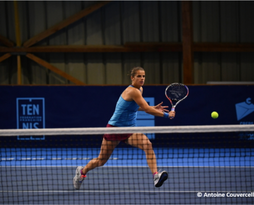 Alice Rame tennis pro