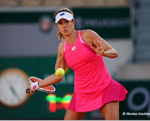 Alizé Cornet tennis pro