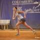 Audrey Albie tennis pro