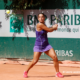 Caroline Romeo tennis pro
