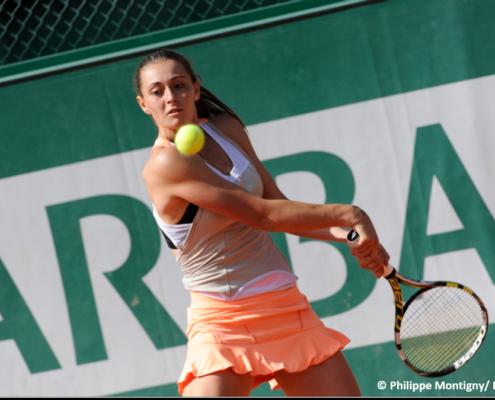 Clothilde de Bernardi tennis pro