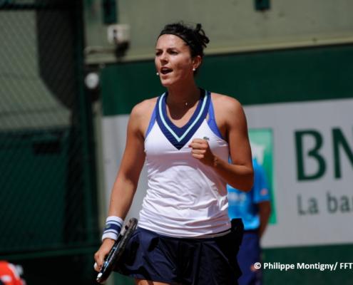 Constance Sibille tennis pro