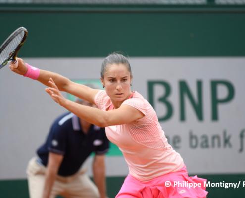 Jade Suvrijn tennis pro