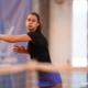 Lea Tholey tennis pro