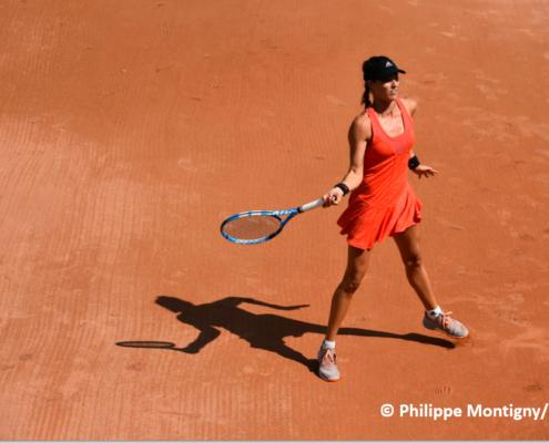 Morgane Pons tennis pro