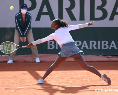 Océane Babel tennis pro