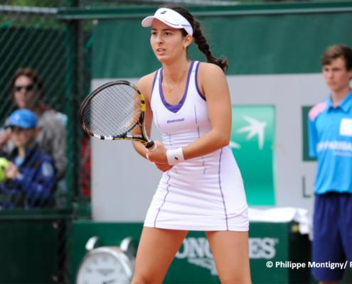 Victoria Muntean tennis pro